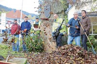 Herbstaktion in Nettelstedt 2016